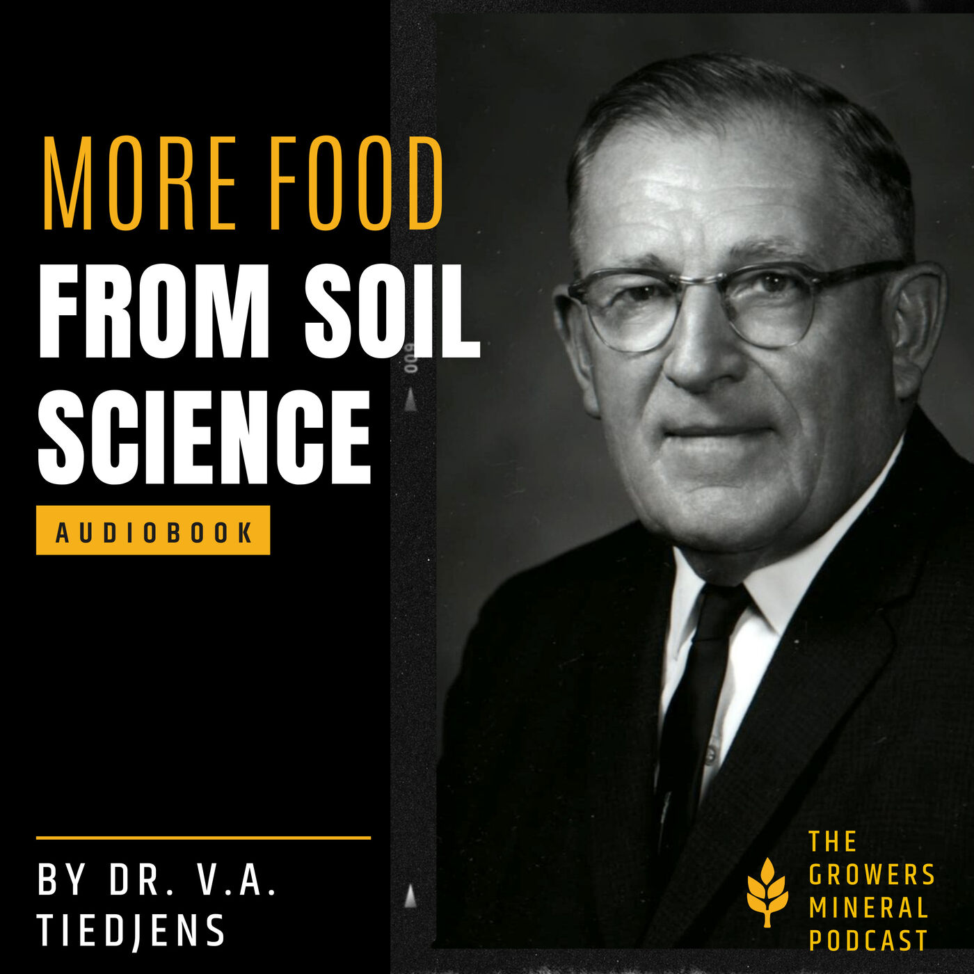 More Food from Soil Science Audiobook Ch. 4 - Fundamental Research Must be Given Preference