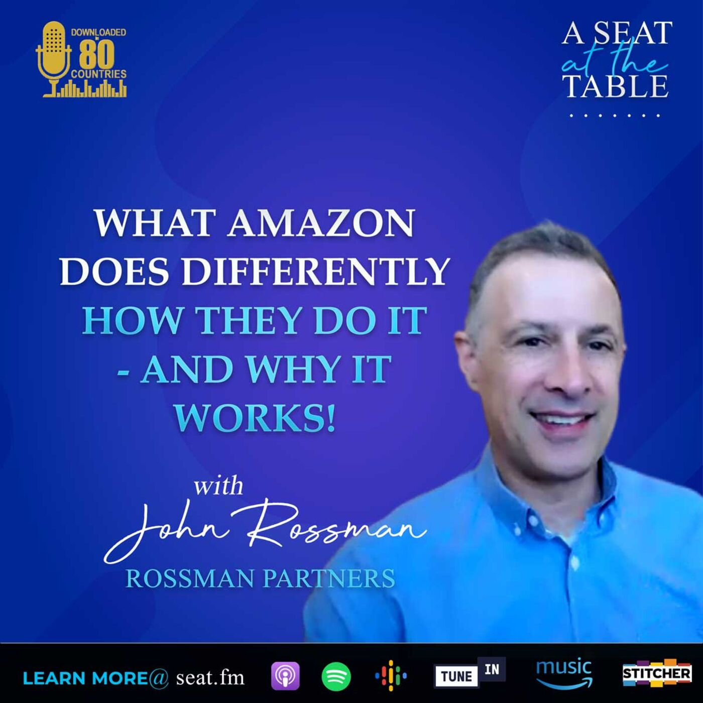 What Amazon Does Differently, How They Do It - and Why It Works!