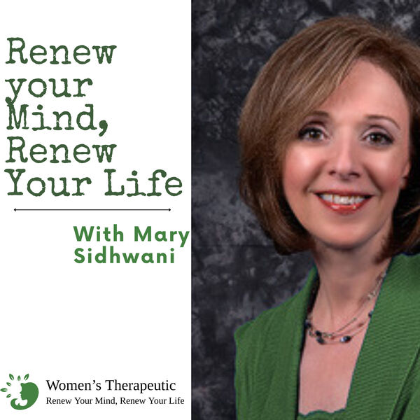 Renew Your Mind Renew Your Life  Podcast Artwork Image