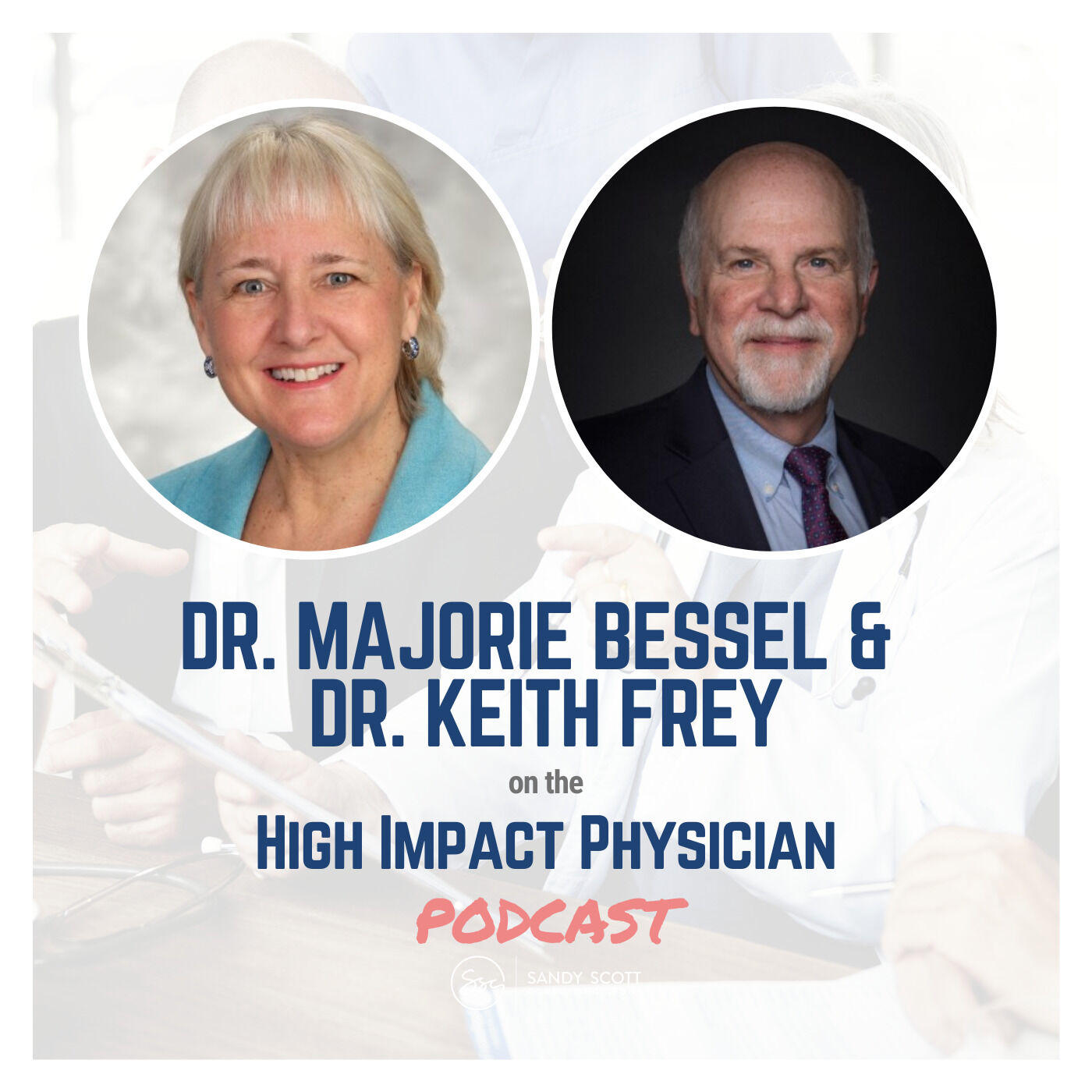 How to Collaborate with your Competitors (Dr. Marjorie Bessel and Dr. Keith Frey)