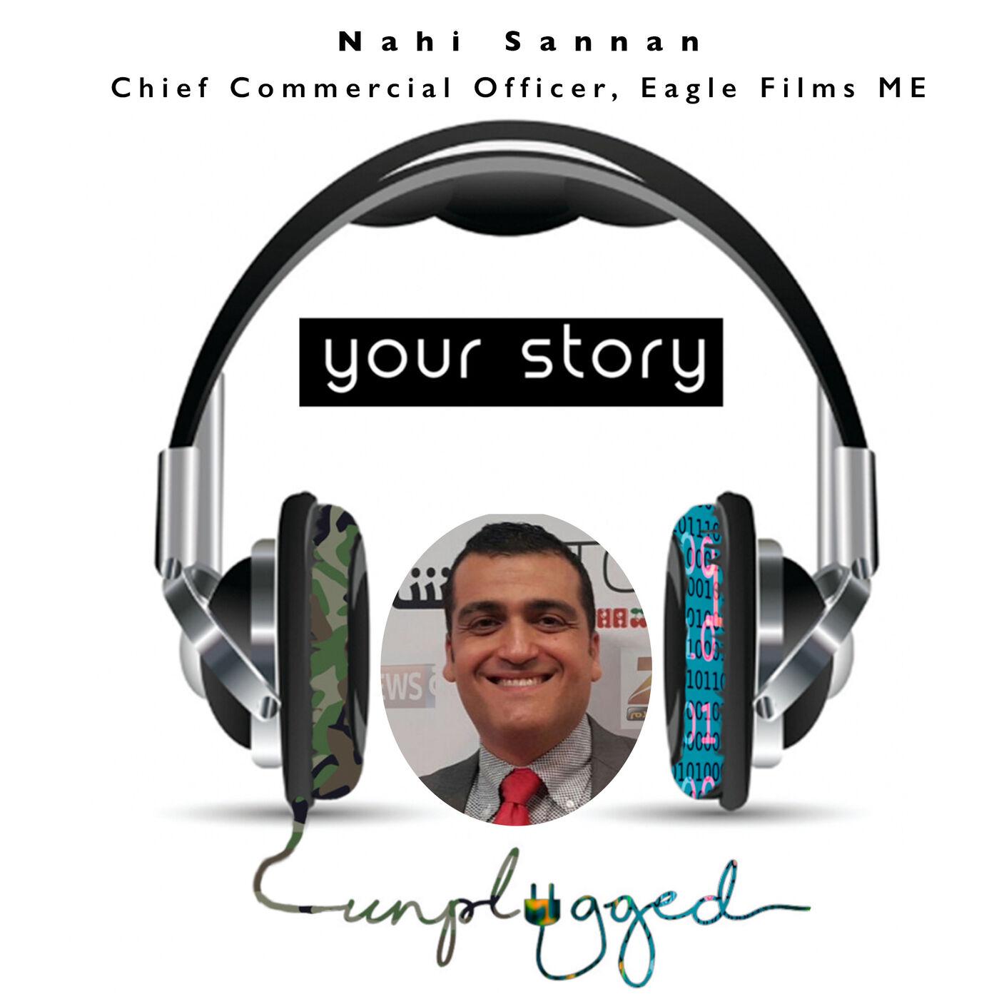 Nahi Sannan - Chief Commercial Officer, Eagle Films Middle East