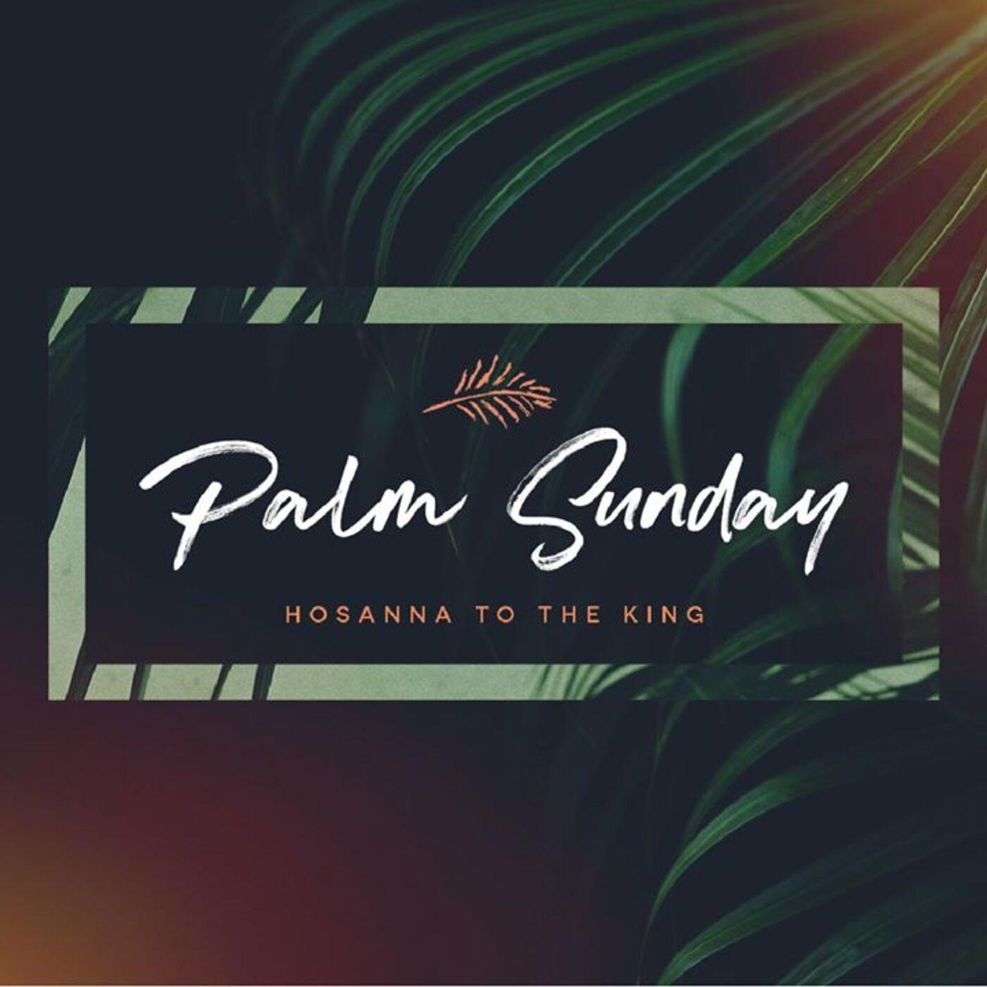 Palm Sunday-2020