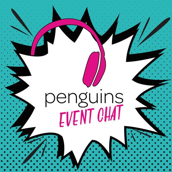 Penguins Event Chat Podcast Artwork Image