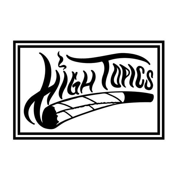 High Topics Podcast Artwork Image