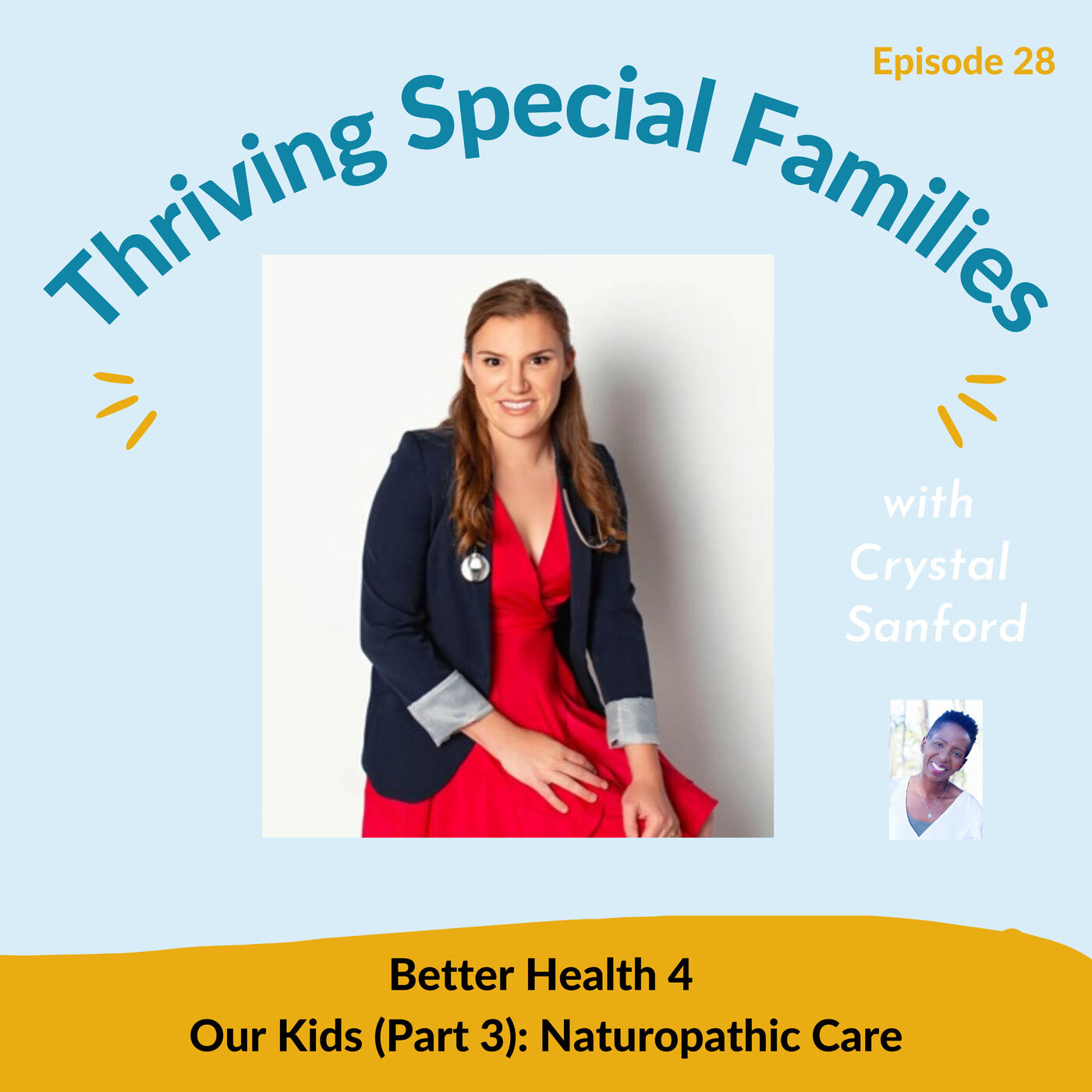 Better Health 4 Our Kids (Part 3): Naturopathic Care