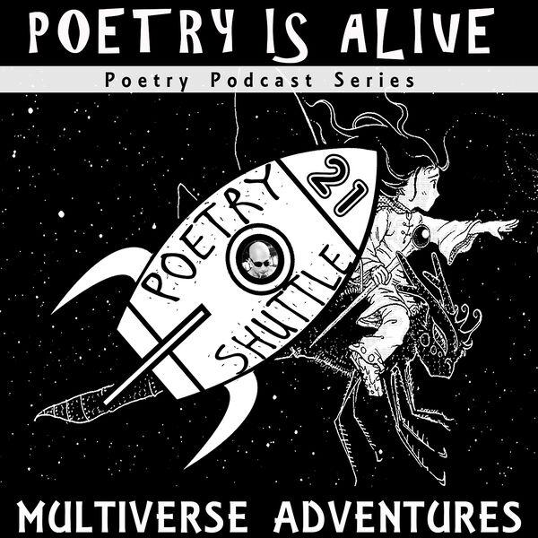 Poetry Shuttle 21 Podcast Artwork Image