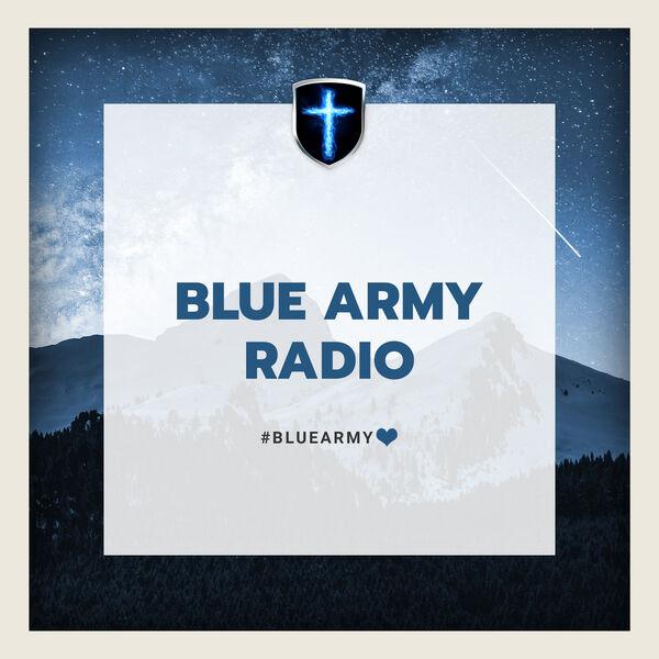 Blue Army Radio Podcast Artwork Image