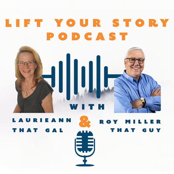 LIFT Your Story Podcast Artwork Image