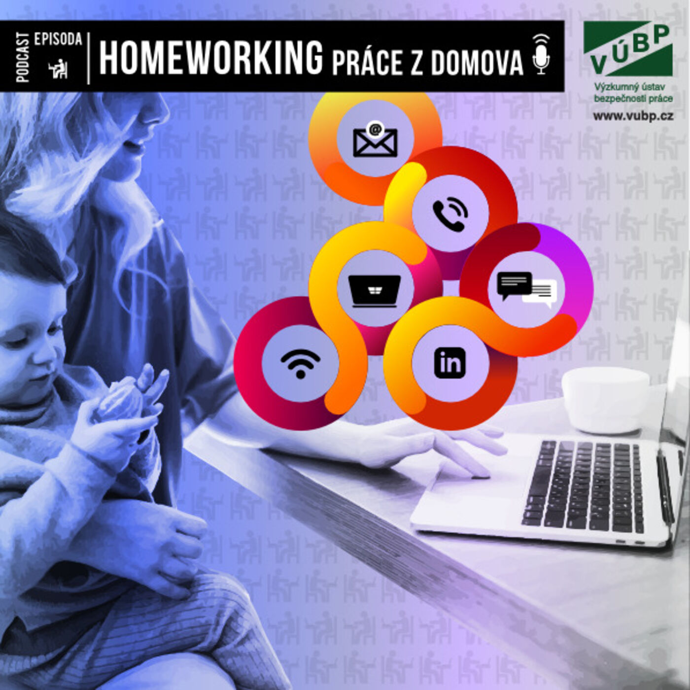 """Práce z domácího prostředí (Homeworking #1) - Aby práce z domova byla pro zaměstnance """"zdraví bezpečná"""""""