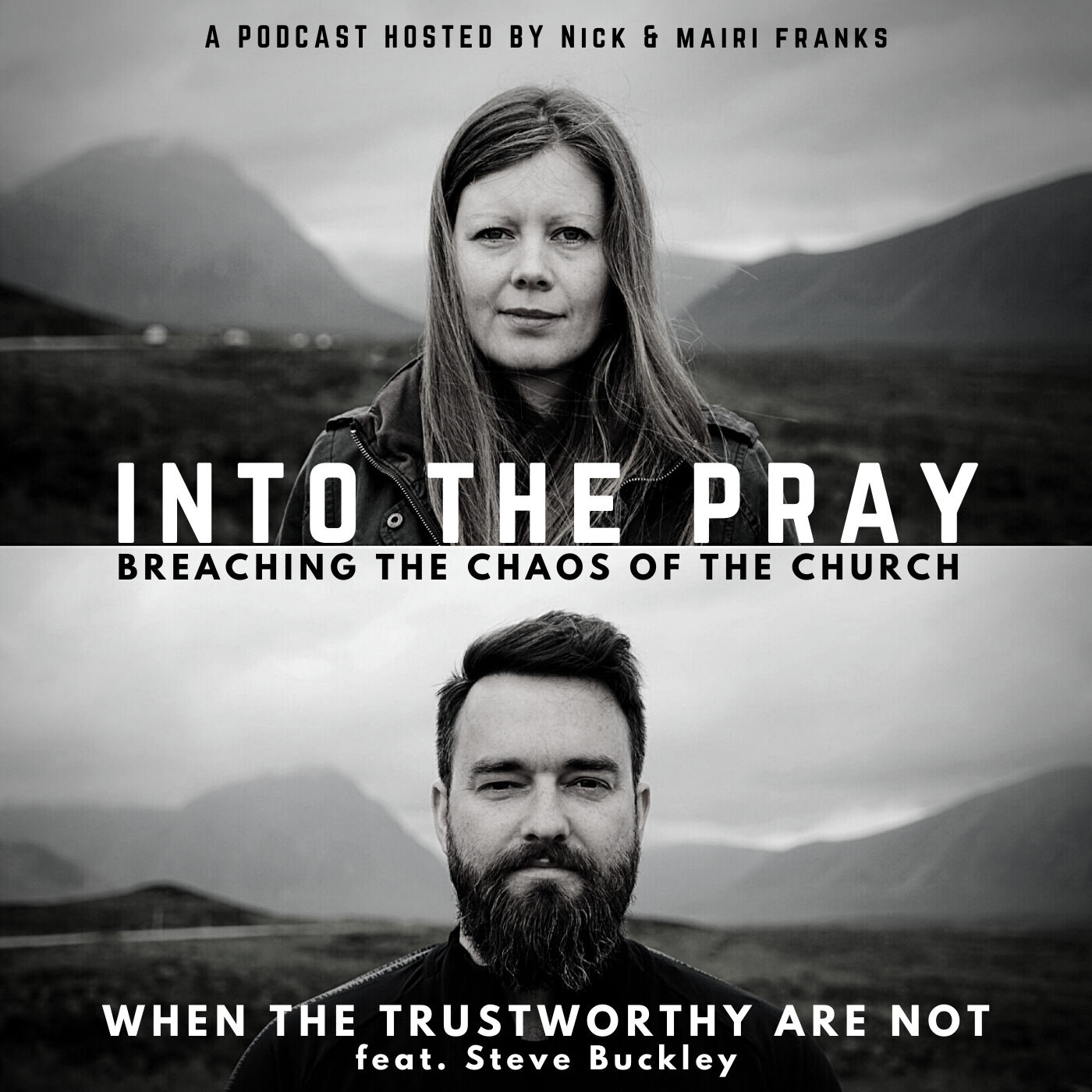 When the Trustworthy Are Not (feat. Steve Buckley)