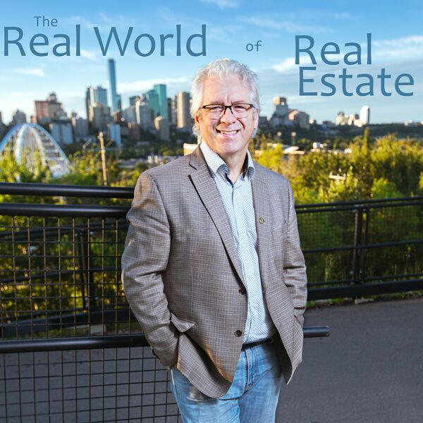 The Real World of Real Estate Podcast Artwork Image