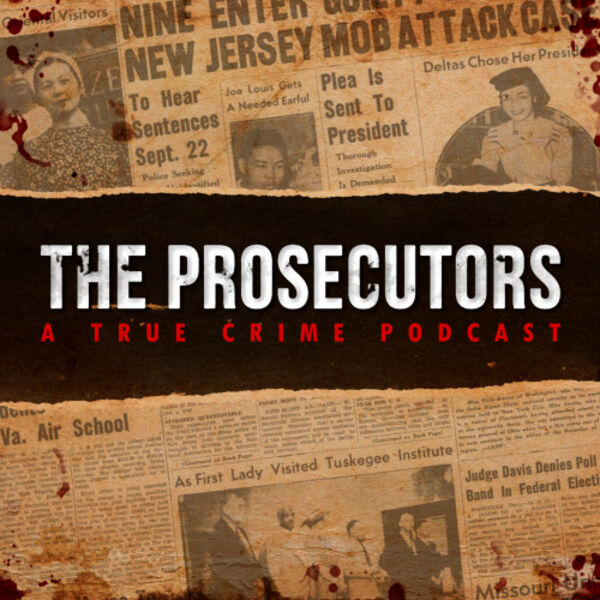 The Prosecutors Podcast Artwork Image