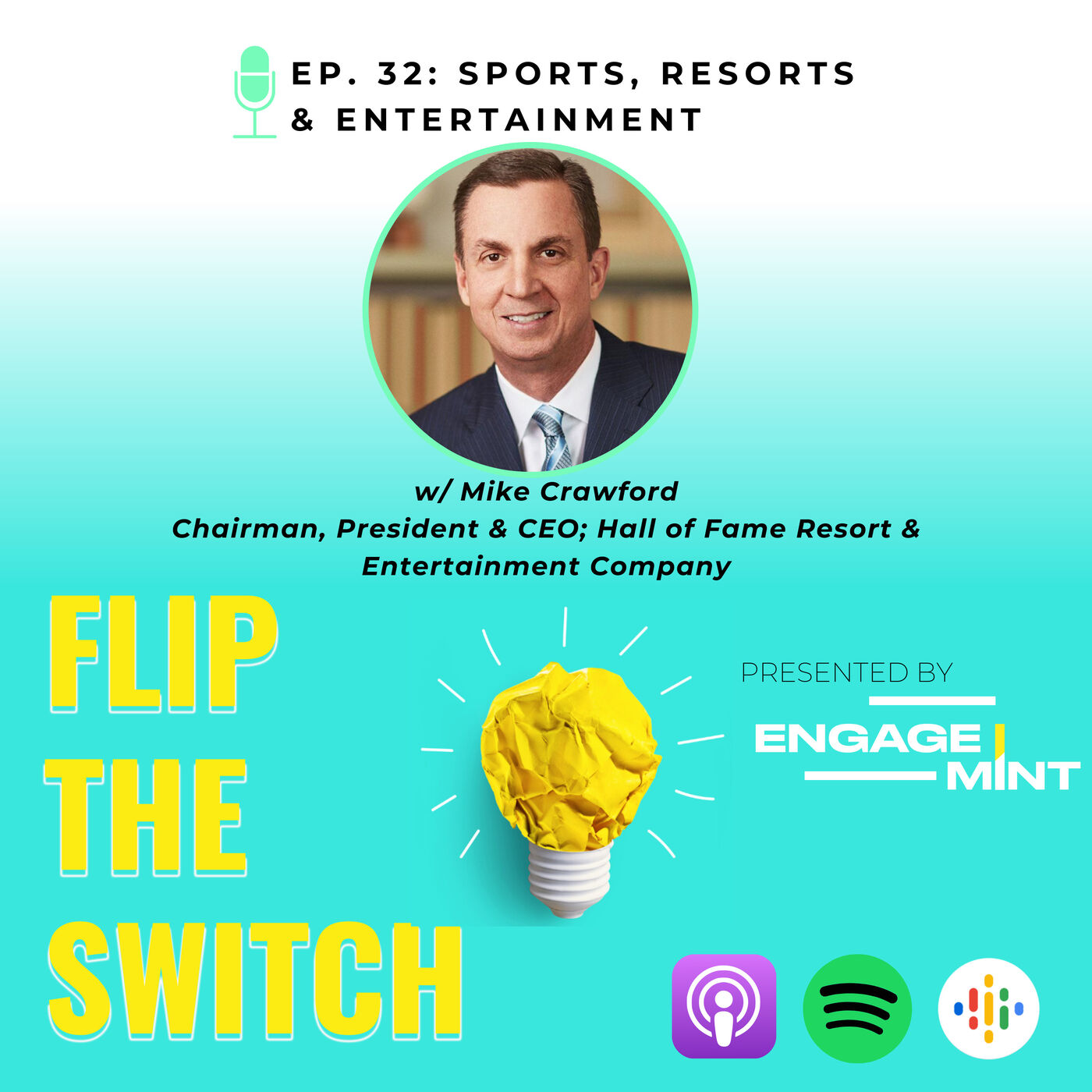Sports, Resorts & Entertainment w/ Mike Crawford