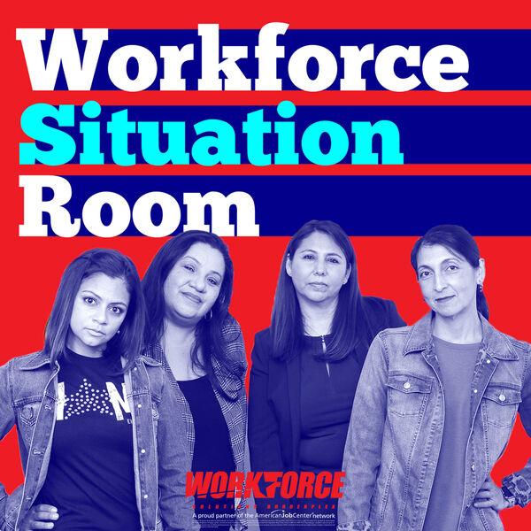 Workforce Situation Room Podcast Artwork Image