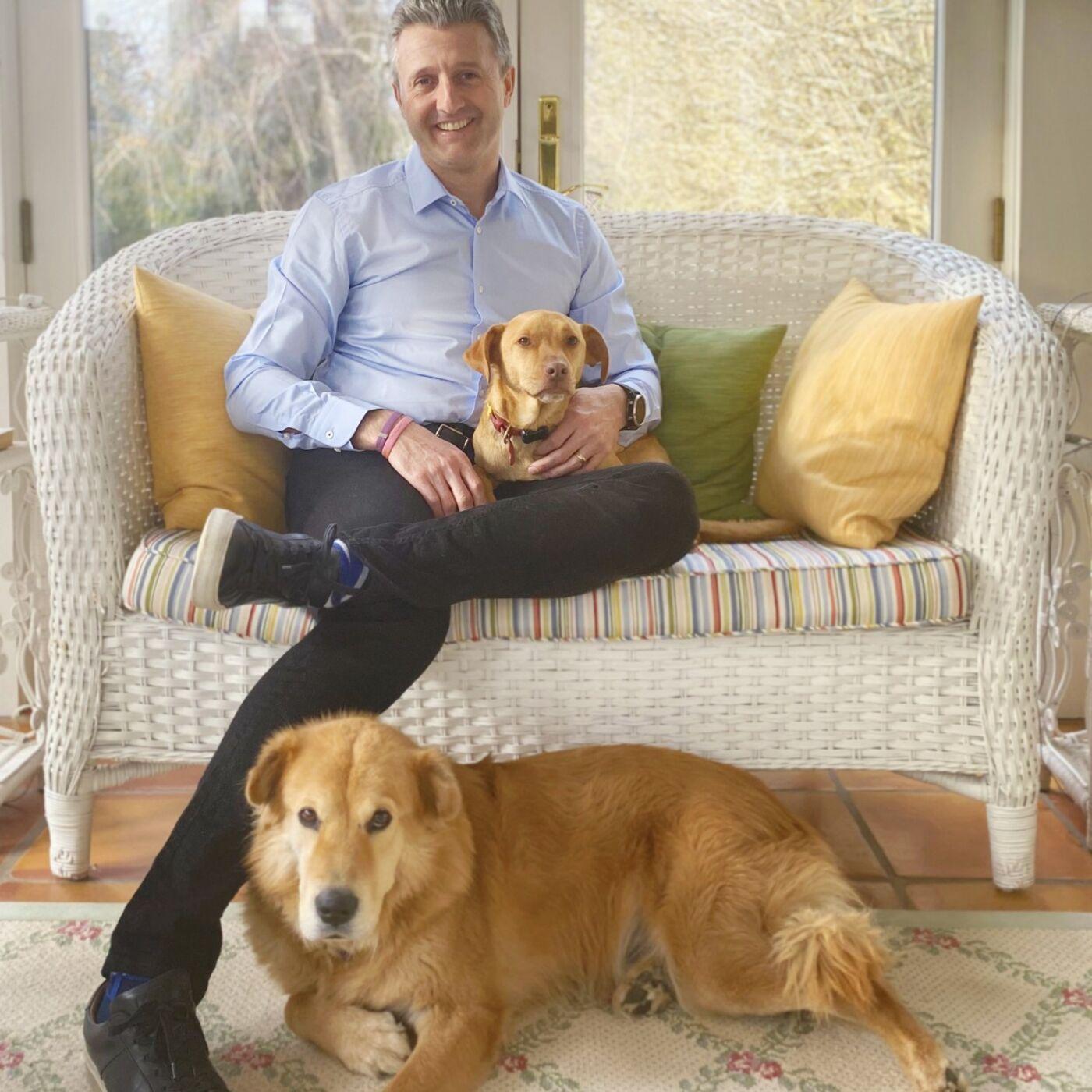 Alexandre Douzet of Pumpkin Pet Insurance