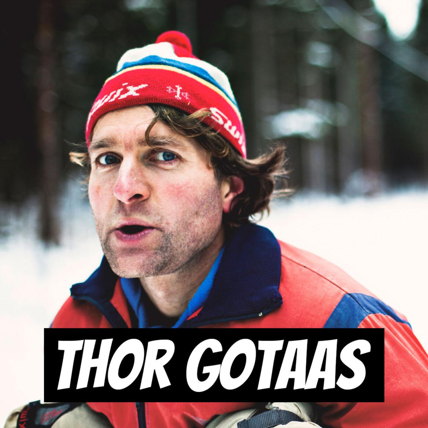 #118 - Thor Gotaas | Løping, Ultraløping, Idrettshistorie, Skriveprosessen, Langrenn, Skihopping