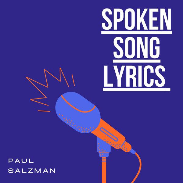 Spoken Song Lyrics Podcast Artwork Image