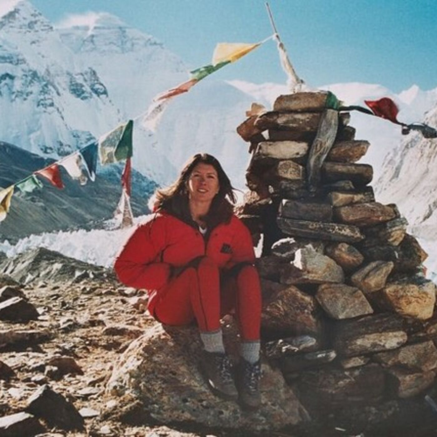 The Seven Summits: Climbing the Highest Mountain on Each of the Seven Continents with Rebecca Stephens MBE