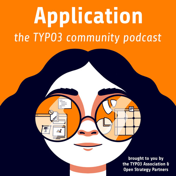 Application: The TYPO3 Community Podcast Podcast Artwork Image
