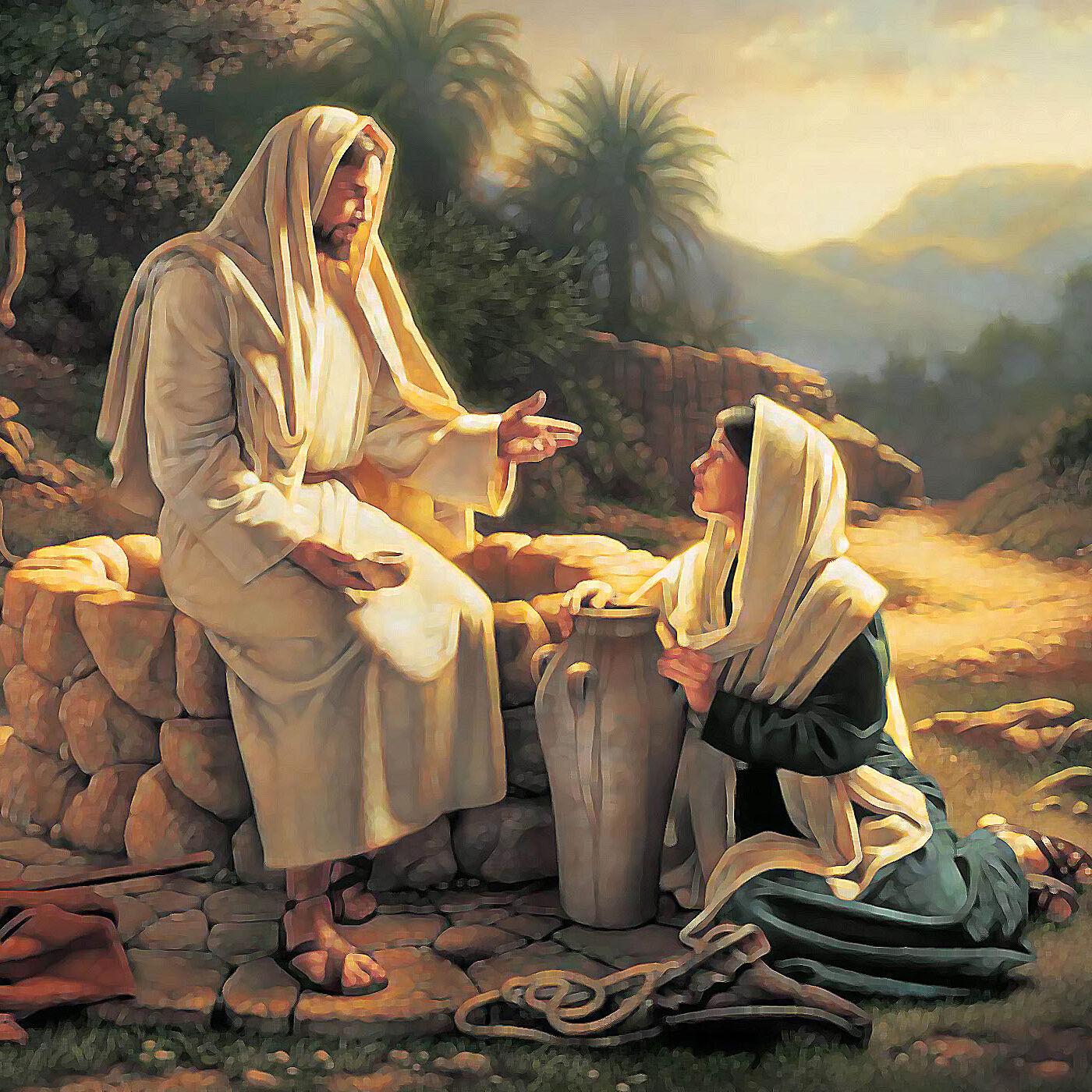 riflessioni sul Vangelo di Martedì 15 Giugno 2021 (Mt 5, 43-48) - Apostola Janel
