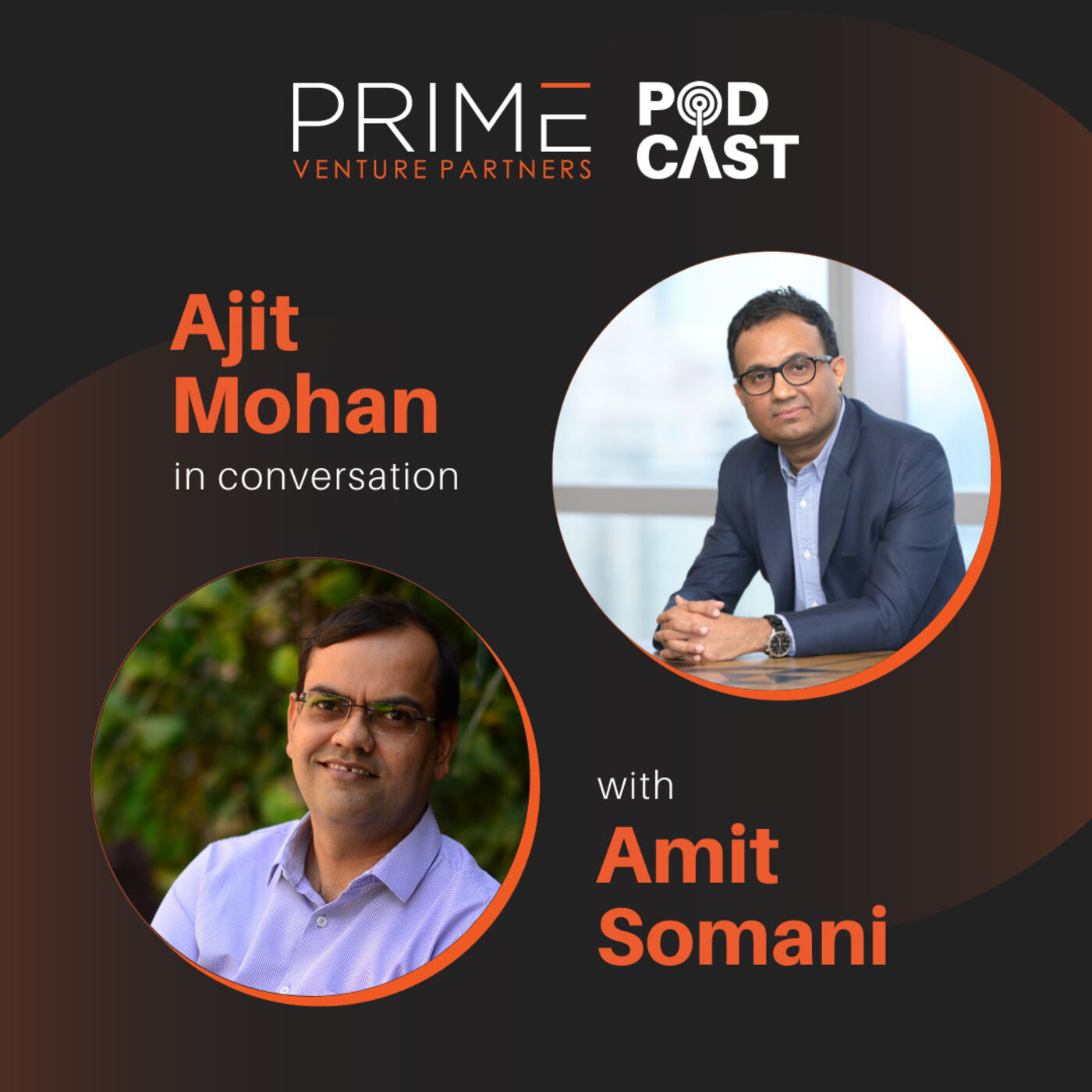 #43 Ajit Mohan Managing Director Facebook India on His Intrapreneurial Journey at Hotstar and Facebook's Vision For India