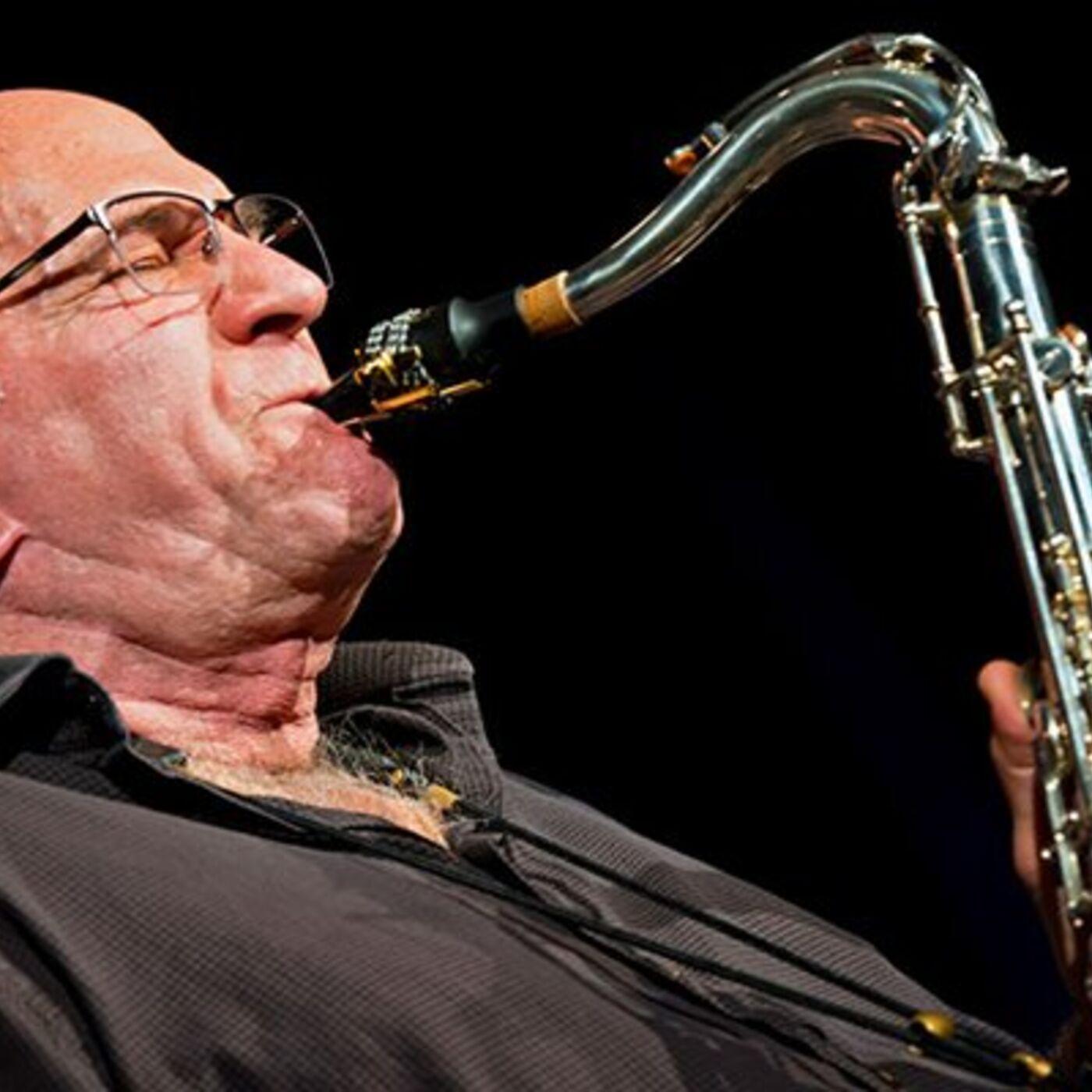 Episode 18 - A Conversation with NEA Jazz Master Dave Liebman.