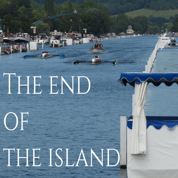 The End of the Island Rowing Podcast Podcast Artwork Image