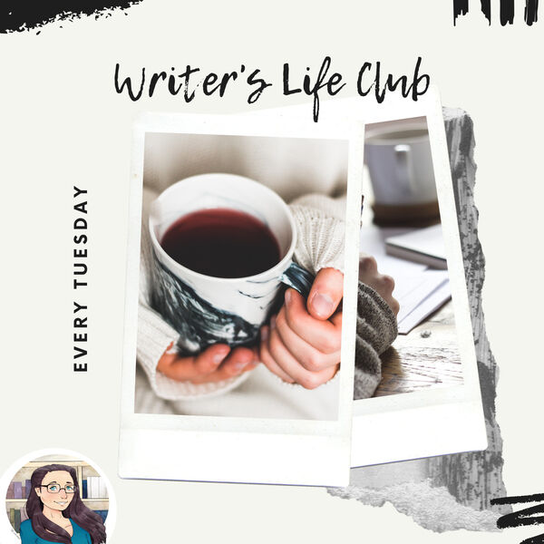 Writer's Life Club Podcast Podcast Artwork Image