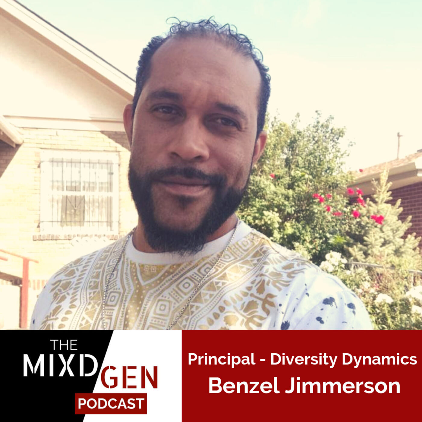 African born in America: Benzel Jimmerson