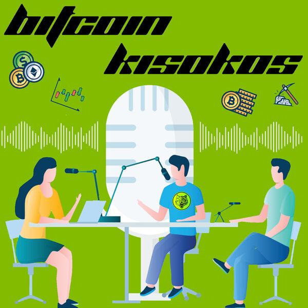 Bitcoin kisokos Podcast Artwork Image