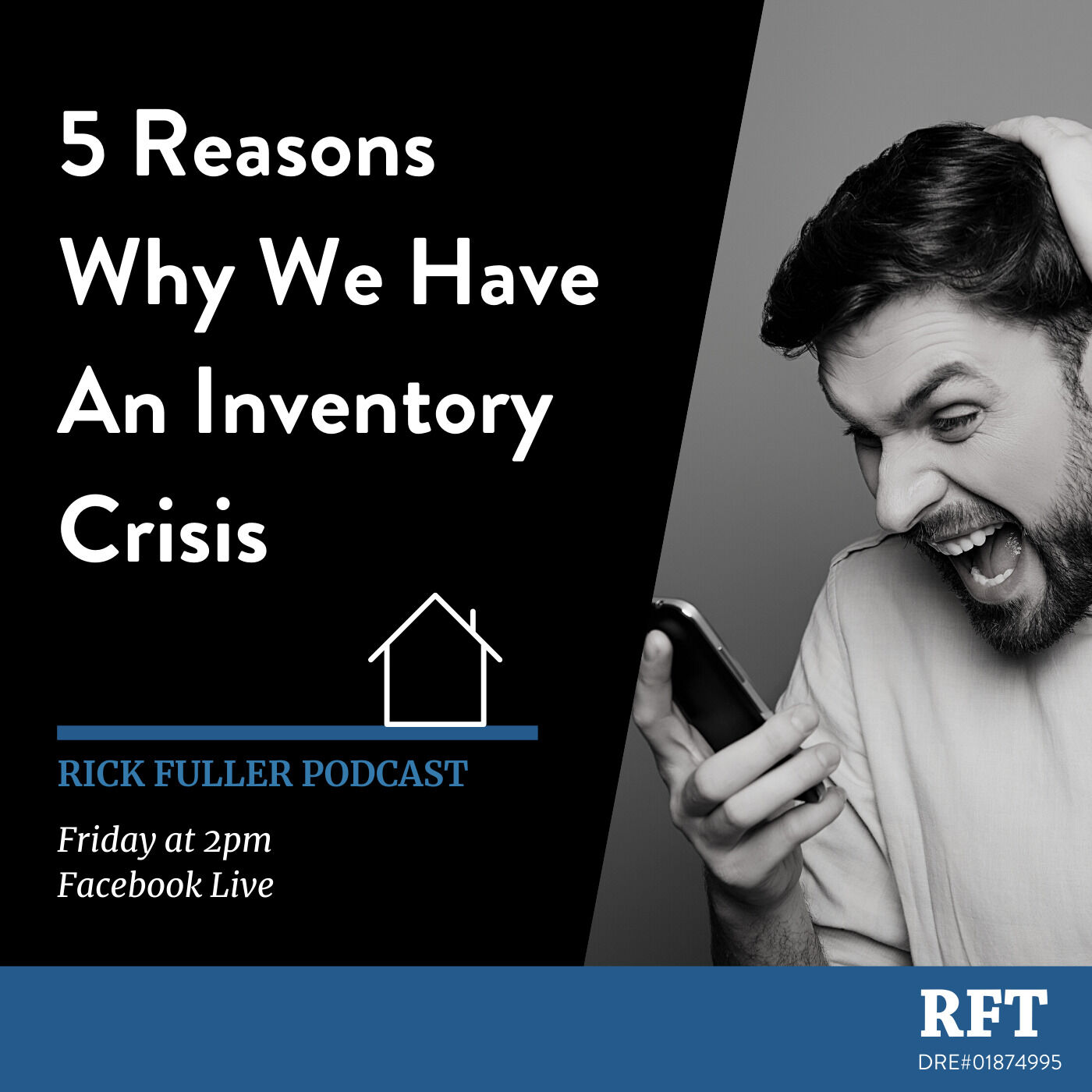 5 Reasons Why We Have An Inventory Crisis