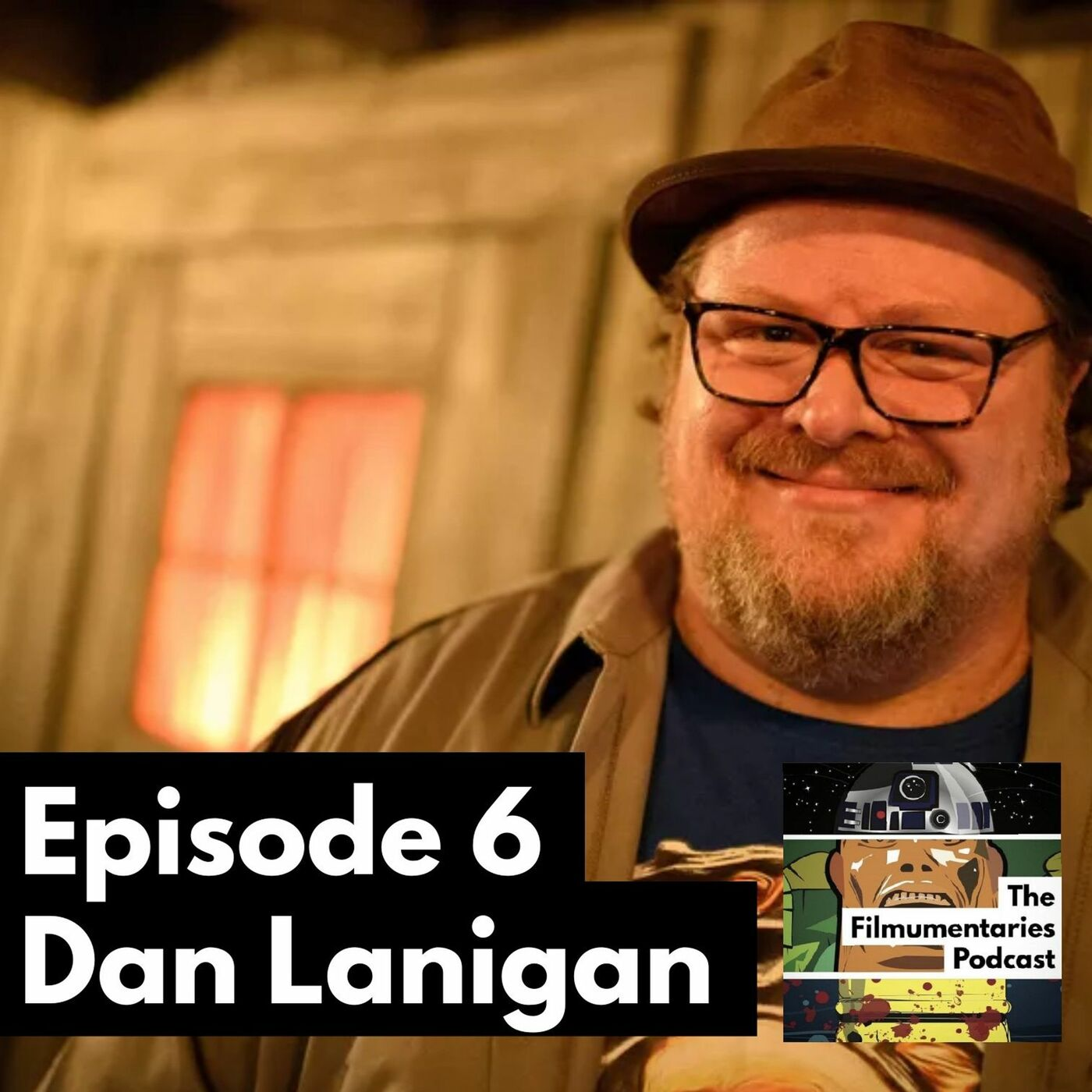 Dan Lanigan - Movie Props Collector / Presenter fo Disney+ Prop Culture show