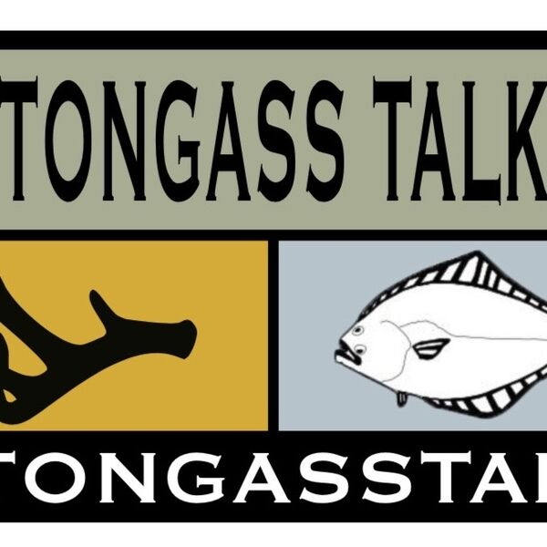 Tongass Talk  Podcast Artwork Image