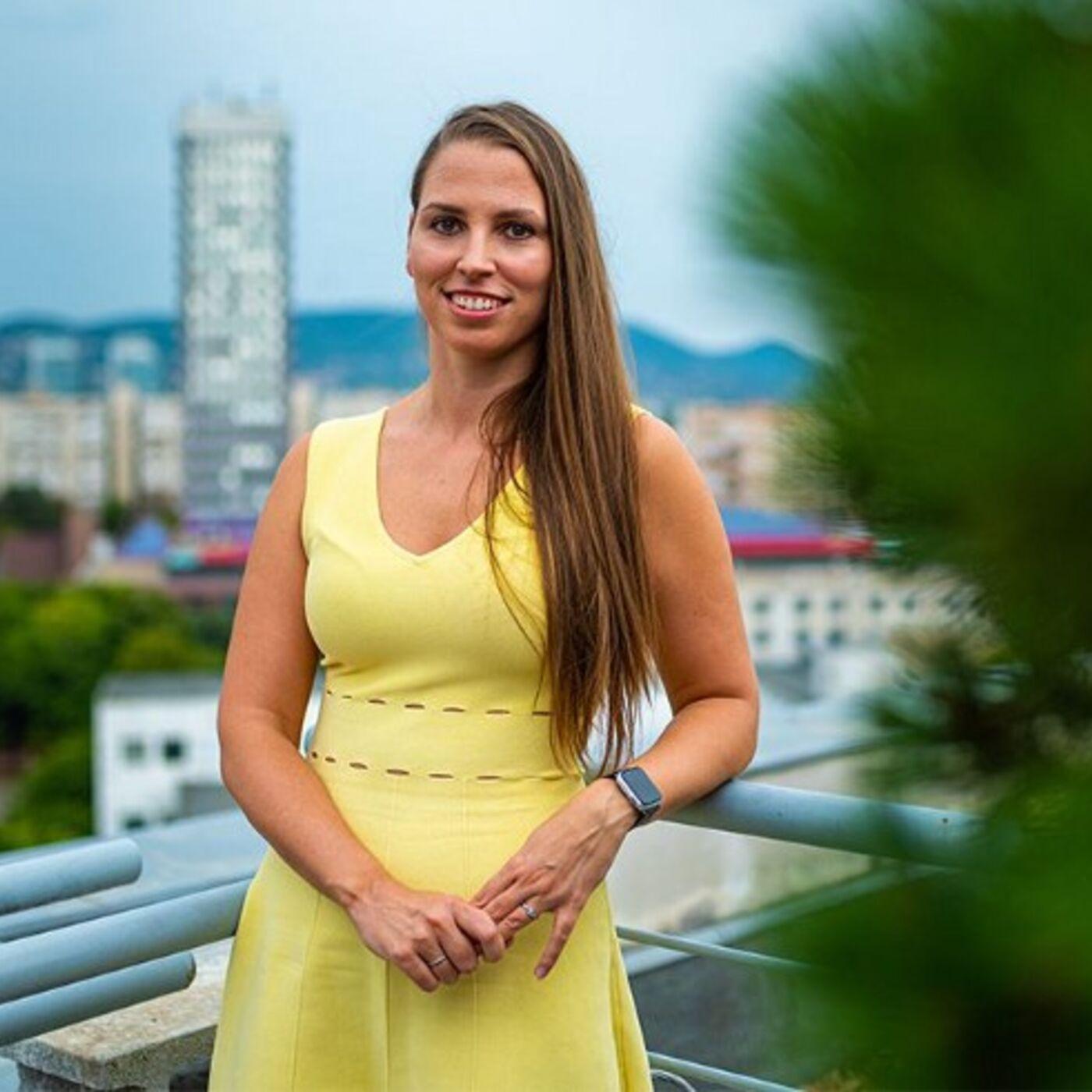 Kinga Jentetics of PublishDrive