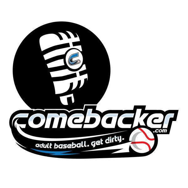 Comebacker Baseball Podcast Artwork Image