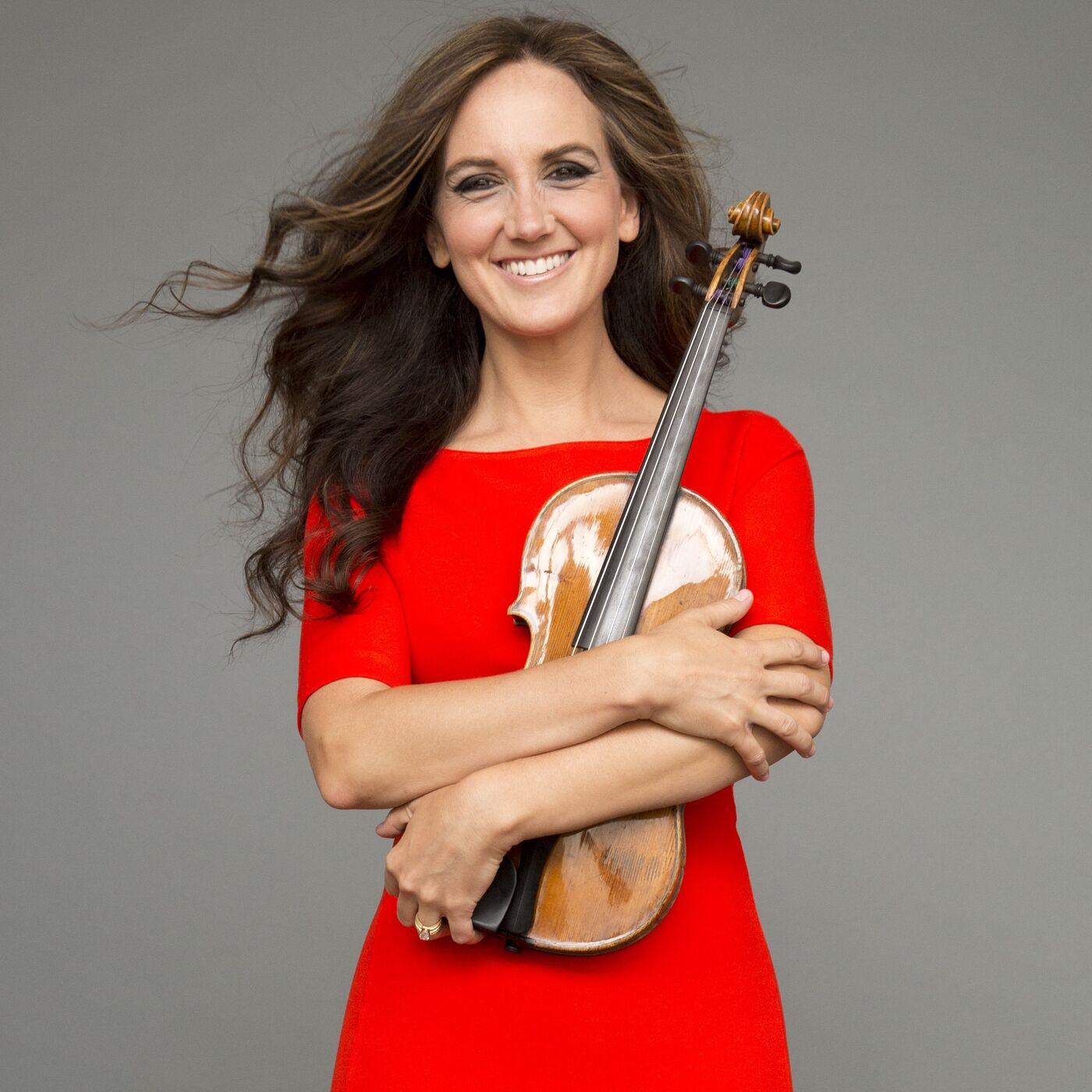 Episode 4 — Jenny Oaks Baker — World Renowned Violinist, Wife, Mother, Christian