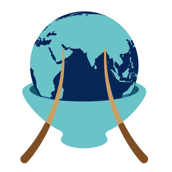 8TheWorld - Conversations with homecooks from around the world Podcast Artwork Image