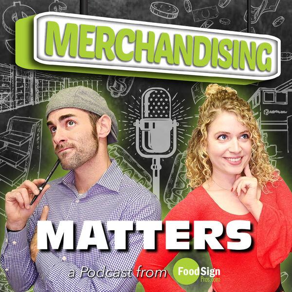 Merchandising Matters Podcast Artwork Image