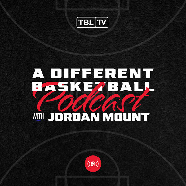 A DIFFERENT BASKETBALL PODCAST hosted by Jordan Mount Podcast Artwork Image