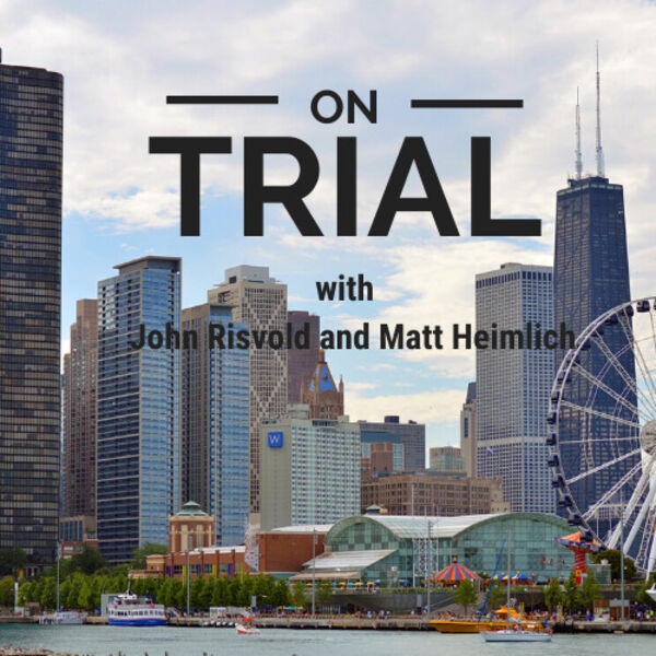 On Trial Podcast Artwork Image