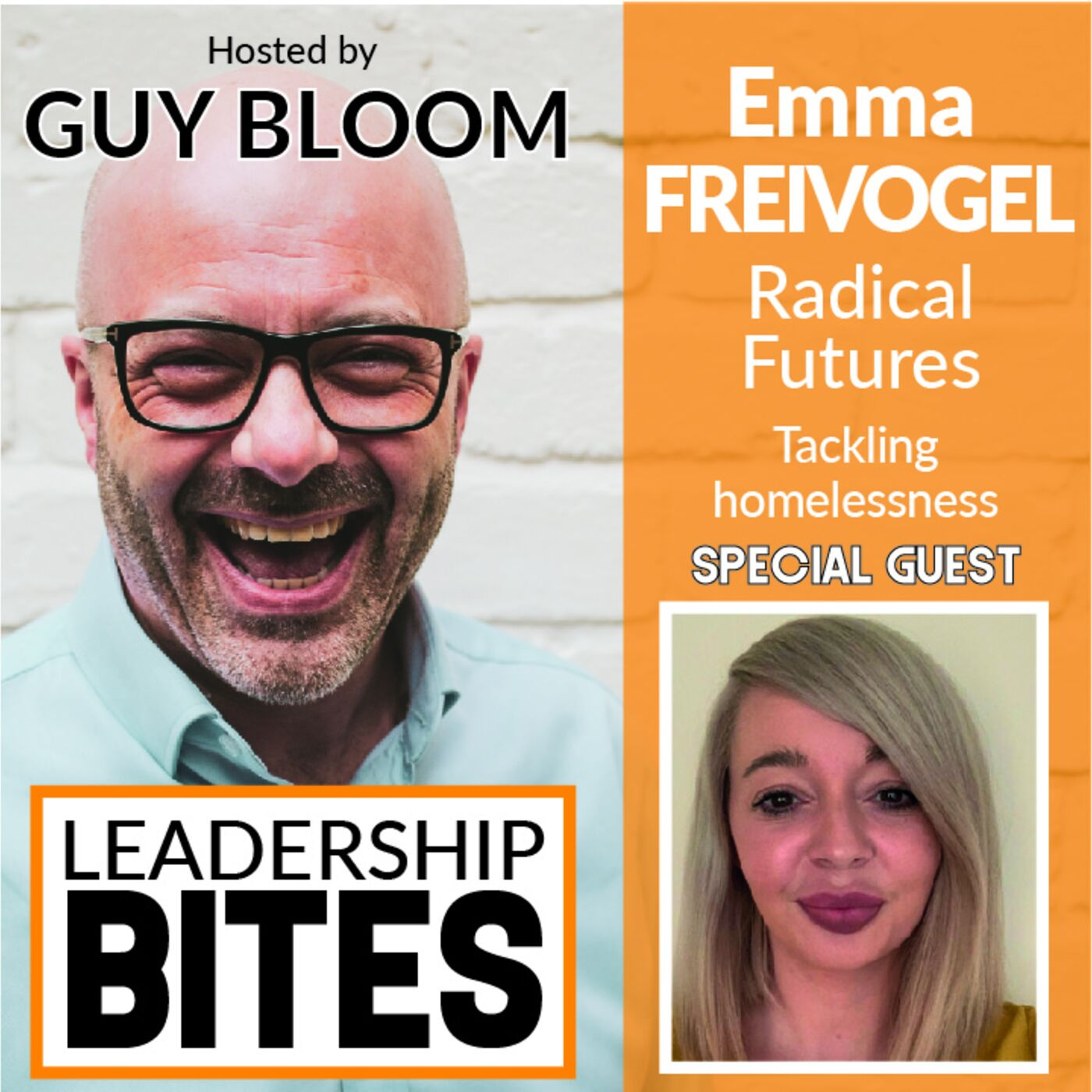 Emma Freivogel, Radical Recruit, Crowdfunding to tackle homelessness, one person and one job at a time