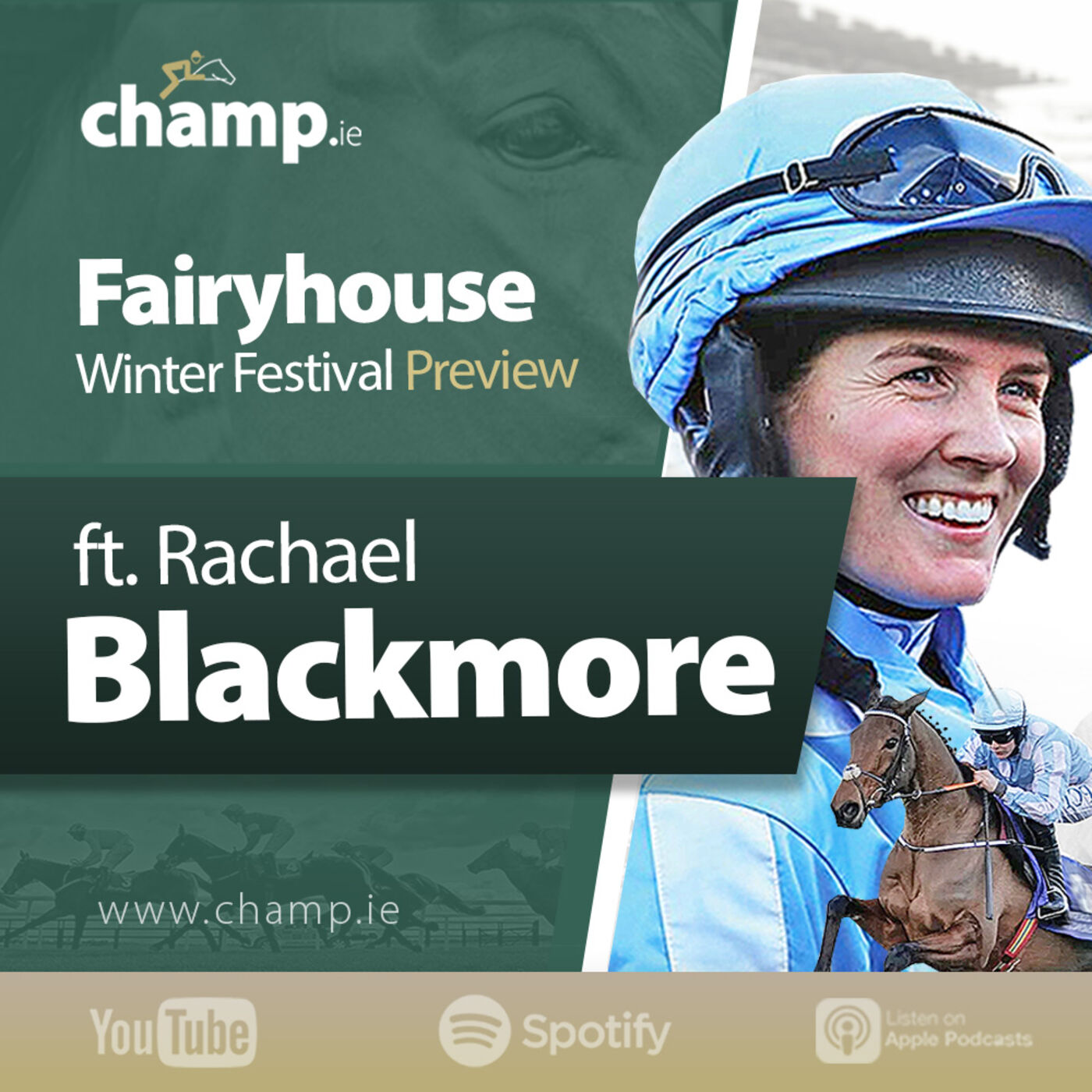 Fairyhouse Winter Festival Preview Ft. Rachael Blackmore | Horse Racing | Podcast | Weekend Tips