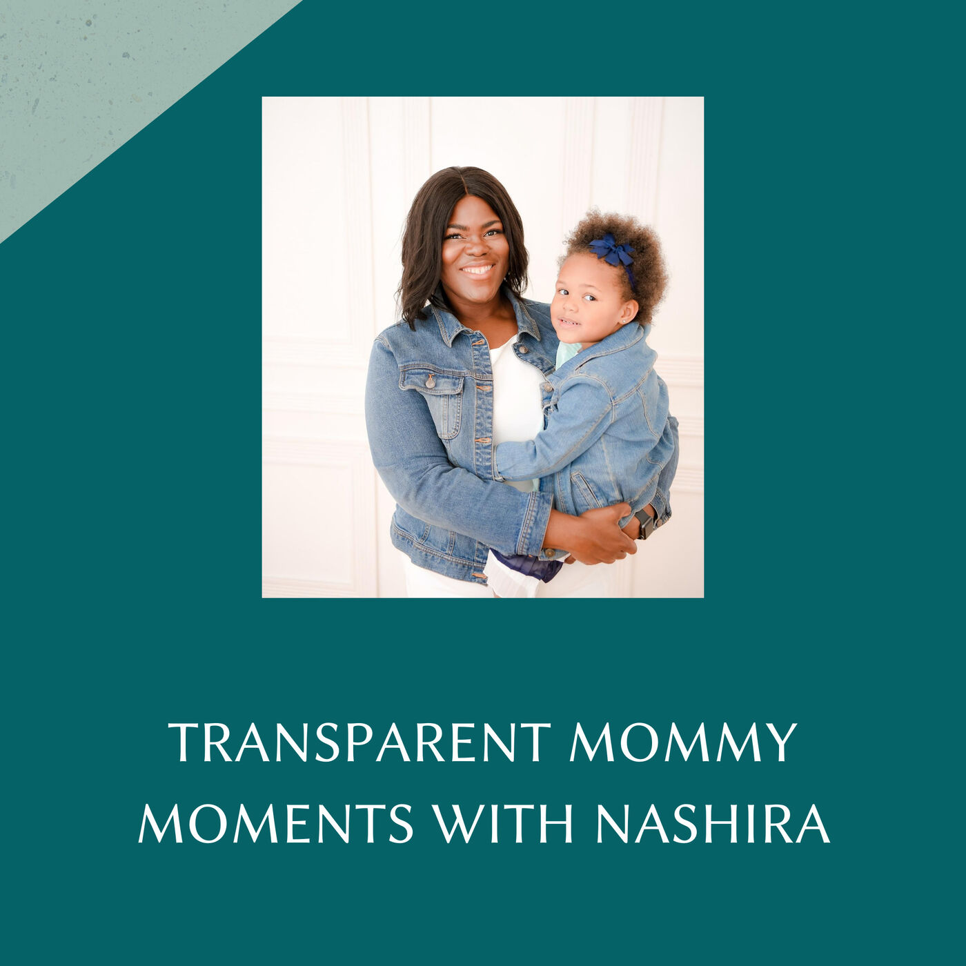 Transparent Mommy Moments featuring Nashira