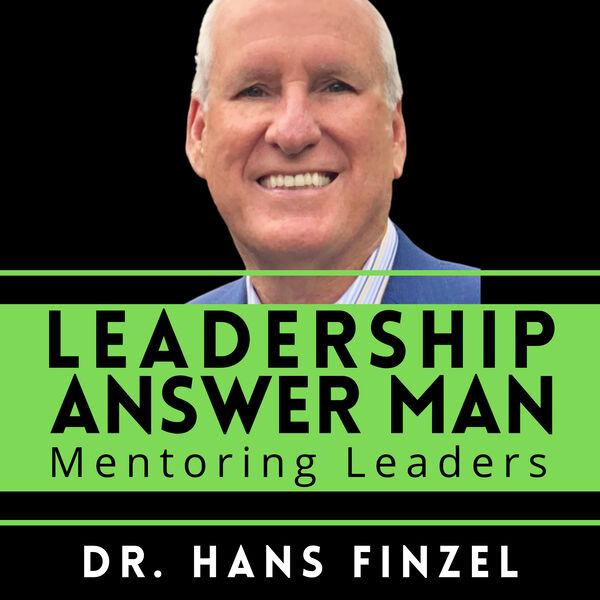 Leadership Answer Man | Leadership and Management Advice Podcast Artwork Image