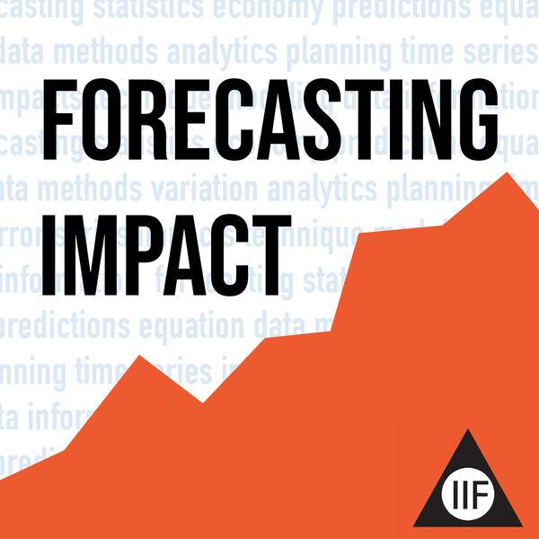 Forecasting Impact Podcast Artwork Image