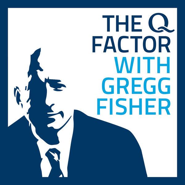 THE Q FACTOR Podcast Artwork Image