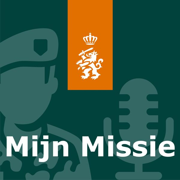 Mijn Missie Podcast Artwork Image