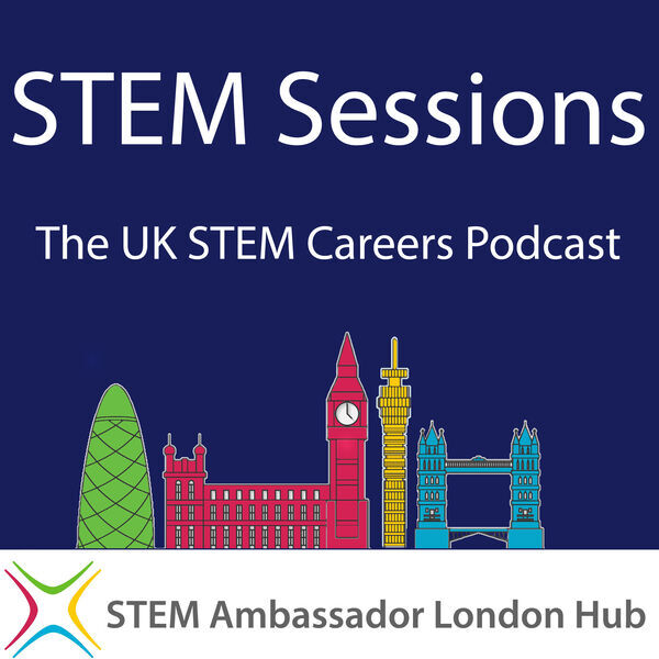 STEM Sessions Podcast Artwork Image