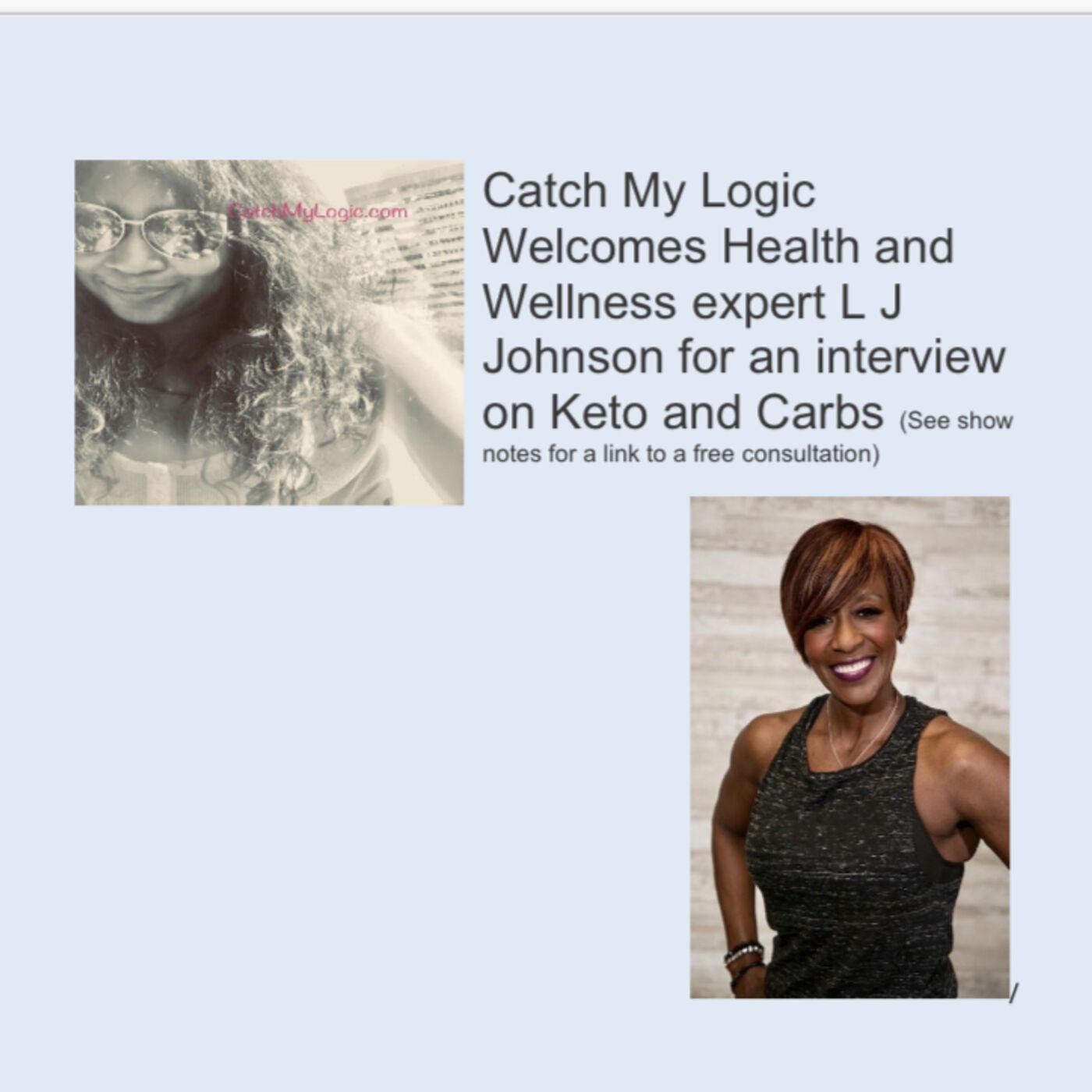 Interview with Keto Coach L J Johnson