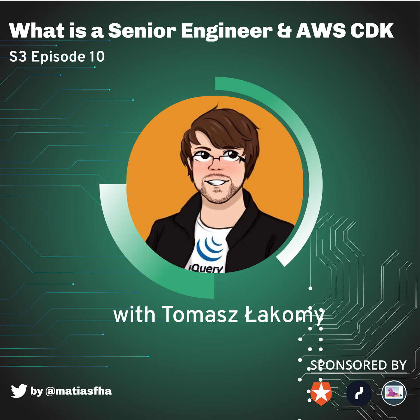What is a Senior Engineer & AWS CDK with Tomasz Łakomy